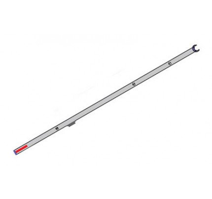 Optiparts-OP-1022-Boma Optimist silver completo Ø40x1.2mm-20