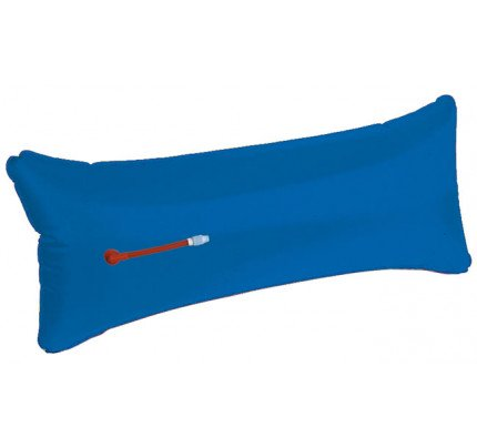 Riserva galleggiamento blu con valvola a tubo 29cmx92cm 48L