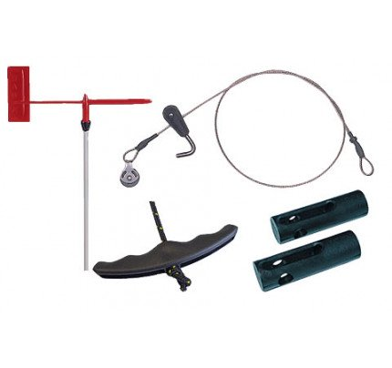 Optiparts-OP-13591-Rigging set per albero blackgold Optimist-20