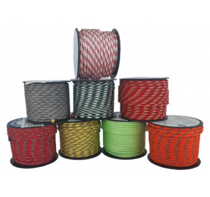 Gottifredi Maffioli-GM-RDYNEEMA3-Mini rocchetta da 15m in DYNEEMA Ø3mm colori assortiti-21