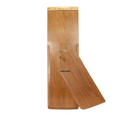 Optiparts-OP-11153-Set deriva e timone scuola in legno per Optimist con ferramenta-22