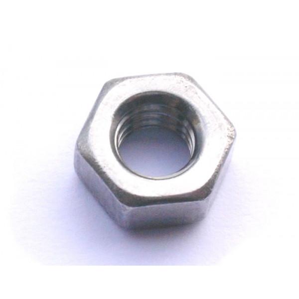 Carrello2-C2-7-6-Dado esagonale M6 in acciaio Inox-30