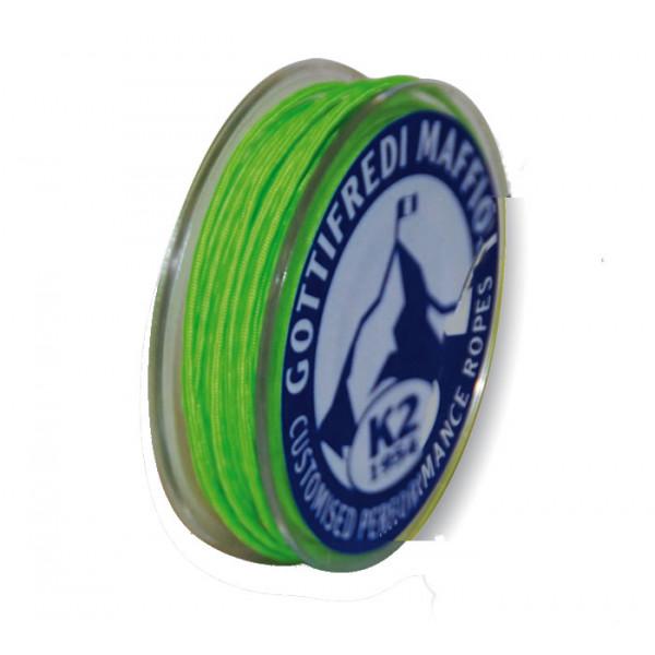 Gottifredi Maffioli-TDYF24X-FLUO.VE1.5-Mini rocchetta da 12m in DYNEEMA Ø1.5mm verde fluo-30