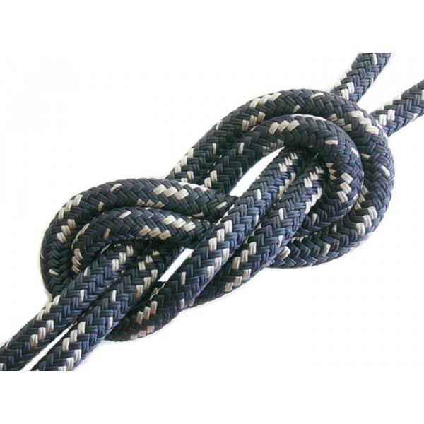 Gottifredi Maffioli-G900800-BL.8-Doppia treccia POL16 T90 Ø8mm blu navy-30