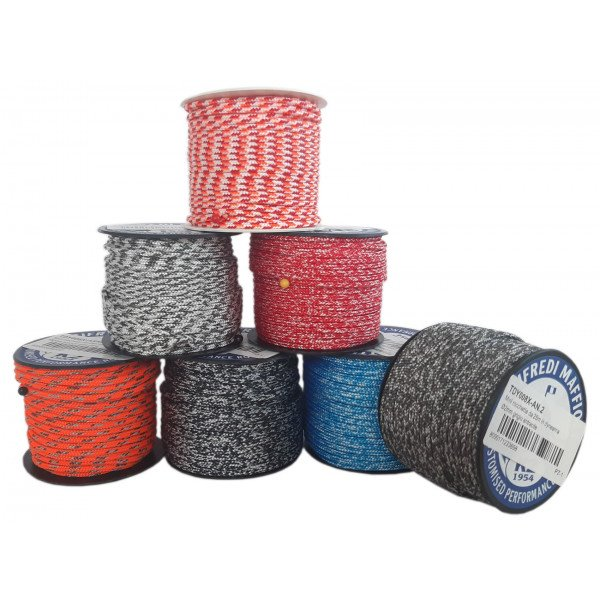 Gottifredi Maffioli-GM-RDYNEEMA2-Mini rocchetta da 25m in DYNEEMA Ø2mm colori assortiti-31