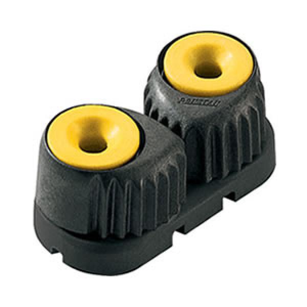 Ronstan-RF5400Y-Strozzascotte giallo dimensione piccola interasse 27mm-32