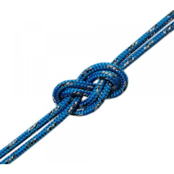 Gottifredi Maffioli-PGL0400-AZ-BO100-Bobina 100 metri doppia treccia Dyneema DSK78 GLOBALTECH Ø4mm azzurra-31